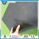 Le mattonelle di gomma di ginnastica/riciclano le mattonelle di gomma/mattonelle di gomma Portare-Resistenti