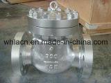 Carcaça da válvula do encaixe de tubulação do aço inoxidável do OEM com fazer à máquina