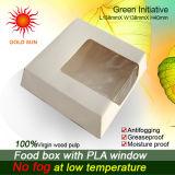 건강한 음식에 의하여 배달되는 상자 (W140)