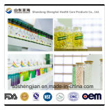 Suplemento orgánico natural de la vitamina C del ácido ascórbico que mastica la tablilla