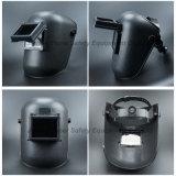 어두운 렌즈 (WM402)를 가진 108X83mm 전망 크기 용접 헬멧