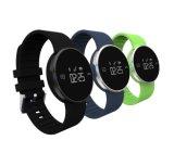 Surveillance de la fréquence cardiaque Pression sanguine Uw1X étanche Smart Watch Phone Smartwatch