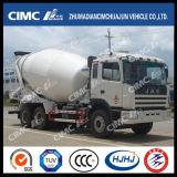 JAC 6*4の具体的なミキサーのトラック