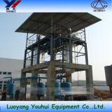 Используется масло турбины вакуумной Distiller/ оборудование для очистки масла