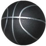 Solo baloncesto del caucho del color de la talla 7
