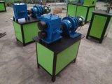 F3 em ferro forjado Modelagem Fishtail Tipo de máquina de formação para decoração de ferro ornamentais