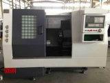 máquina de torno CNC con el sistema de control de GSK T988C400K)