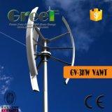 Turbina de vento vertical 3kw para a HOME
