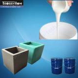 Modanatura della gomma di silicone per i conglomerati per la produzione di cemento decorativi