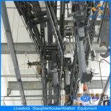 De runder Machine die van de Schil de Apparatuur van de Slachting van de Koe van de Machine villen