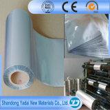 Tissu net français de papier d'aluminium de film de lacet africain à haute densité de Tulle