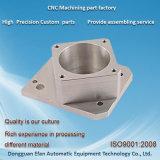 Kundenspezifisches hohe Präzisions-Aluminium CNC-maschinell bearbeitenteil für industrielles Gerät