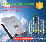 5500 vatios Fase 3 de 440 VAC Invertor Bomba de agua para el sistema fotovoltaico