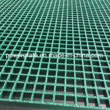FRP râpant la grille discordante d'Embeded de fibre de verre d'Embeded FRP