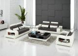 Insieme popolare del sofà del cuoio di disegno di G8005D America