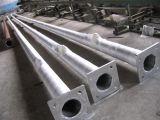 Singola torretta della trasmissione del tubo dell'esportazione