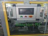 Máquina automática de Cartonining para a lata de estanho