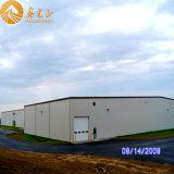 Pre проектирующ пакгауз стальной структуры (SSW-396)
