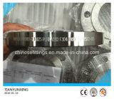 Bride d'acier de plaque de l'acier inoxydable F304 d'En1092-2 Dn100