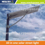 20W25W30W40W All в One Integrated Solar Street Lamp