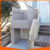هيدروليّة [إلكتريك وهيلشير] مصعد لأنّ ال يعيق ومسنّون