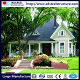 Prefabricados de acero de bajo coste de la luz de la estructura de almacén