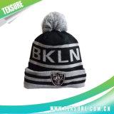 Зима смешанного жаккарда цвета акриловая связали/крышка Knit/шлем (110)