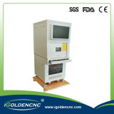 Máquina portable de la marca del laser para el acero, oro, plata