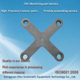 OEMの工場製粉の回転精密鋼鉄CNC機械予備品