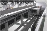 CNC de madeira linear do router do CNC da máquina de trituração da borda do CNC que cinzela a máquina