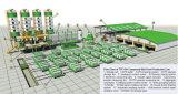 EPS de Concrete Schuim Vormende Machine van het Comité van /Wall van de Lopende band van het Comité van de Muur