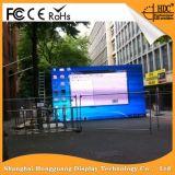 Hohe kundenspezifische farbenreiche LED-Bildschirmanzeige P5 Innen