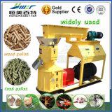 Mini type de rendement optimum pour la chaîne de production en bois de boulette d'alimentation de colombe de briquettes