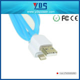 Micro cabo de dados cobrando rápido do USB do telefone para o iPhone Android