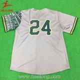 Healong 야구 저어지 셔츠의 새로운 Camo 실물 크기의 모형 디자인