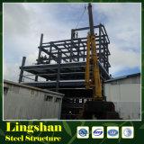중국 조립식 건축 공장 빛 강철 구조물