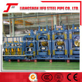Línea de alta frecuencia del molino de la soldadura del tubo de acero de carbón