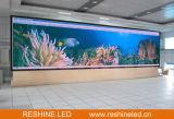 Fixes extérieurs d'intérieur installent annoncer l'écran/signe/Panle/mur/panneau-réclame de location d'affichage vidéo de DEL