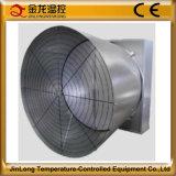 Ventiladores de Industrialexhaust do carrinho do cultivo de aves domésticas do sistema refrigerando de Jinlong para a venda