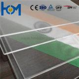 PVのモジュールのためのアークの極度の明確な緩和されたガラス