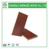 Núcleo de madera Fenólico marrón/negro/rojo encofrados contrachapado para la construcción