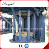 Fornalha de indução de aço de 3 toneladas/hora para a fundição