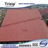 Folha de metal quente da venda para o telhado e a parede Clading.