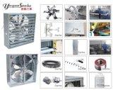DJF-1380 de centrifugaalVentilator van de Uitlaat van het Systeem Balans met de Certificatie van Ce