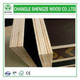 WBP Negro/marrón de encofrado de madera contrachapada de antideslizamiento