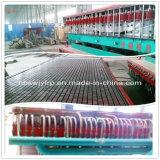 Gradeamento de fibra de vidro moldado de qualidade superior da máquina de produção