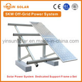 ホーム太陽エネルギーPVシステムのための5000W格子太陽エネルギーシステム