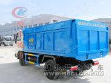 De Compressor van het Huisvuil van de fabriek, 4X2 de AchterVuilnisauto van de Lading, de Vuilnisauto van de Pers