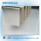 N35 N42 N52 NdFeB Gesinterd Nikkel die de Sterke Magneten van het Blok van het Neodymium met een laag bedekken