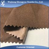 衣服のための編まれた100%年のポリエステルのどのマイクロスエードファブリックか袋またはソファー